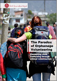 Next Generation Nepal: The Paradox of Orphanage Volunteering – Combating child trafficking through ethical voluntourism